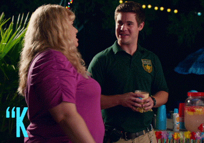 were bumper and fat amy dating
