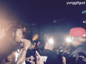 #yungGIFgod @WakaFlockabsm pouring water on security edition http://t.co/41P1scuhTE