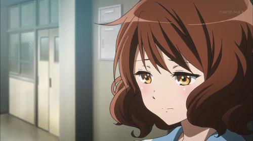 Oumae-chan?黄前ちゃんYes?ーはい中川 夏紀/黄前 久美子 #anime_eupho