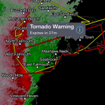 Tornado warning Barnstable county until 930 http://t.co/Z2SOhZSVoL