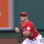 Look out baseballs, @KoleCalhoun is coming for you. http://t.co/XHKY4xfOqN http://t.co/tYn40acsc0