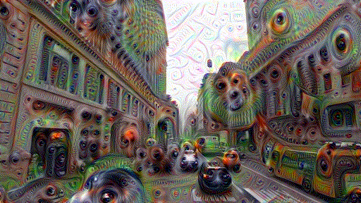 results on video are promising, stable low level features, high level features are too sensitive to noise #deepdream http://t.co/gScLe5Pk0U