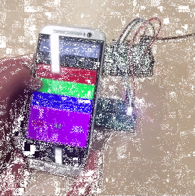 How to control @Raspberry_Pi hue LEDs from an #Android UI. Code and tutorial: http://t.co/ImzLLrXOIK http://t.co/gPDqta0Wlo