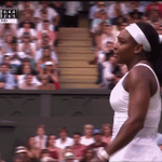 Serena Williams to Wimbledon crowd: Dont try me: http://t.co/wW0JpT1E8I http://t.co/MhlhCbMLzX