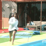Jumping in the pool with your clothes on: definitely the best way to stick it to your boss. #BBUK http://t.co/qvjFF4A5rB
