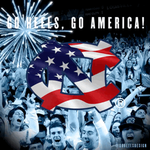 Happy Independence Day! #4thofJuly #GoHeelsGoAmerica http://t.co/bnWoOSmlfT