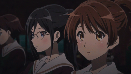 It's a little sad, isn't it?なんか、ちょっと寂しくない?田中 あすか #anime_euph