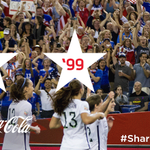 Congrats to 2015 #FIFAWWC champions #USWNT! Honored to #sharethebench with the best in the world. http://t.co/07tJUv2nnU