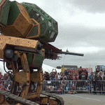 #ICYMI: Giant human-piloted fighting #robots to face off in battle Japan-v-USA http://t.co/jNLJRf7Lwr http://t.co/yHGvUNMHxR