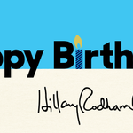 Hillary never forgets a birthday. Sign up to get a message on yours: http://t.co/tcOGvCycSv http://t.co/aGlIiLezp9