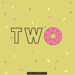 2 more donuts ... I mean days! @TheHauteMess http://t.co/IohveYcwDK