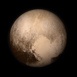 RT @chrfrde: For reasons that escape me at the moment I spent all day unscientifically faking this #Pluto fly-around (with #haze).