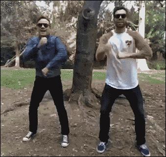 BEST FRIENDS FOREVER DANCE...! https://t.co/VstMmpIKBb