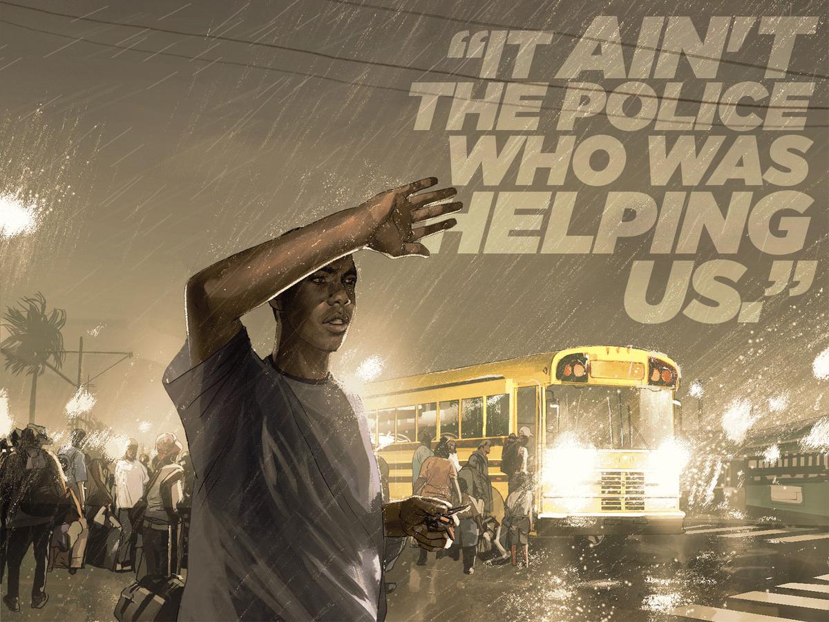 The third story in our Katrina series: @byjoelanderson on troubled folk hero Jabbar Gibson http://t.co/mGdPFASLVd http://t.co/39vcyrG3vq