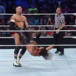 THE CHAMP GOES FOR A RIDE!!! #SmackDown #CesaroSwing @WWECesaro http://t.co/8EPwVTc5dE