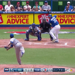 It may be sunny in Toronto, but its raining at Rogers Centre http://t.co/4IZmn7y9Fx #BlueJays http://t.co/YtWSft0lKr