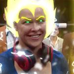 This @RondaRousey Dragonball Z gif is amazing. Source: http://t.co/GuRSoZLi0r http://t.co/0ATFIJbrXC #DBZ