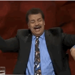 We just got the perfect ¯\_(ツ)_/¯ gif. Thank you for everything @neiltyson #qanda http://t.co/8YQANwsPYi