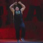 THE BEAST IS LIVE on #RAW!! @WWE @BrockLesnar @HeymanHustle http://t.co/Qd3WsxEELF
