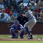 Homer No. 1 with the @astros. Homer No. 100 for @C_Gomez27's career. Not bad. http://t.co/tbMfKrWZHv
