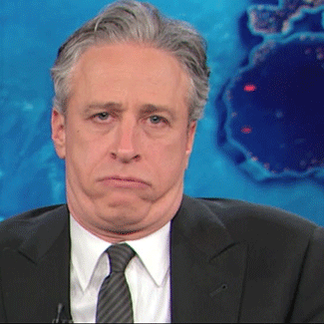 Sometimes Jon's jokes about us were hard to digest, but we kept watching #TheDailyShow anyway. #JonVoyage http://t.co/FGoLhf6QyX