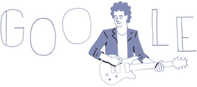 "El ""doodle"" de Google en homenaje a Cerati http://t.co/4ss4CIhaAZ http://t.co/XwNT0NGlKZ"