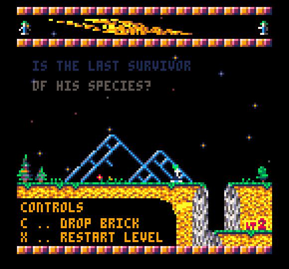 Lemmings x Tetris = Lemmtris (by @movAX13h) http://t.co/YQNnLLqo9b #pico8 http://t.co/qtrZcjI7GK