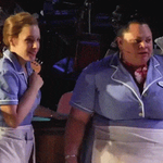 RT @americanrep: it's TOMORROW: @kealasettle takes over our Twitter for the first #WaitressART two-show day! we're all like http://t.co/B4Z…