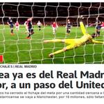 #HUMOR   Florentino vs Van Gaal en el fichaje de De Gea. http://t.co/xYhrDQBAvC