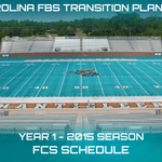 The @GoCCUsports football team begins its FBS transition next year. Full @SunBelt member by 2018. http://t.co/noQ5Uom6bG