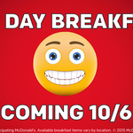 .@ConnorFranta you know that breakfast of ours? Well, it's about to become an #AllDayBreakfast starting 10/6. k bye. http://t.co/4G1DbPn6Vp