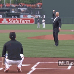 20 years later, still The Iron Man. Watch the 1st pitch & full intro here: http://t.co/mqgCF601Sy #2131Memories http://t.co/lSnbIVESnx