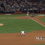 ICYMI: Elvis straight up stole home last night. Watch it here: http://t.co/ZBMsBmyRud http://t.co/nq9uVKTsH3