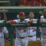 The Redbirds are on pace for a 107-win season. Strongest @Cardinals team ever? http://t.co/H1nNKMNdHU http://t.co/kkV6oEtoGx