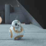 Hands-on with Sphero's BB-8 toy: http://t.co/SEMMaLDuAg http://t.co/AUcqUDrh2l