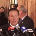 #VIDEO Presidente @JC_Varela sancionó la Ley de Carrera Judicial #Panama http://t.co/HM7LGqFEex http://t.co/tbXUvVSser