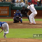 Miss that Daniel Murphy play? Here it is in all its, um, glory. #Mets http://t.co/hcTDaDlCEg