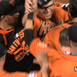 Kelby Tomlinson. So clutch. http://t.co/6zSMBSoUrr #Walkoff #SFGiants http://t.co/9NVhsdKqw3