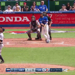 There goes another one... #BlueJays http://t.co/n0N9zcju9Y http://t.co/aTeRJWcK88
