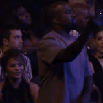 ITS OFFICIAL! #icantfeelmyface is the catchiest song in the world! #VMAs @kanyewest @theweeknd http://t.co/pqxhhZPFD5