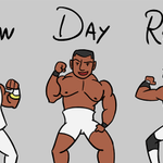 ITS A NEW DAY GIF, YES IT IS! @XavierWoodsPhD @TrueKofi @WWEBigE @WWE http://t.co/SLCt8nD4Ui