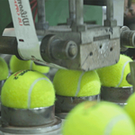 RT @espn: Whoa.   If you've never seen how 98,000 tennis balls are made for the U.S Open, check it out: http://t.co/lJAQ6sXrtj