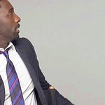 Here, have one more Idris Elba gif to brighten up your Tuesday. #idriselbaisbond http://t.co/YVW0qJZwSu