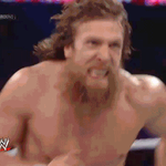 Daniel Bryan set to retire from WWE due to injury. Might just watch this gif all night. https://t.co/6UWCQ0ILw4