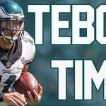 Tim Tebows fight for a roster spot begins NOW. #TebowTime http://t.co/b56fSNyA3V