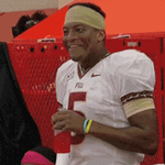 There are 0 days until FSU football. Zero is the # of times FSUs rivals beat a Jameis Winston led FSU team.¯\_(ツ)_/¯ http://t.co/1htp6irLRQ