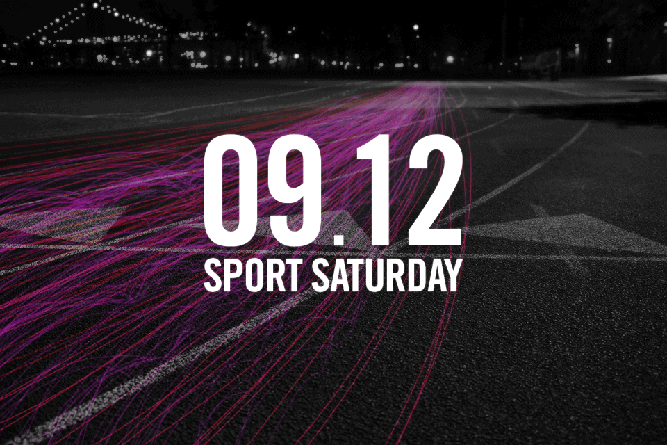 RT @VSSportOfficial: This Saturday = #SportSaturday. Get your game face on. http://t.co/k91PWHv4lD