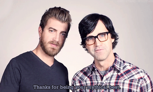 DAILY REMINDER! We need your tweet votes! Vote #GoodMythicalMorning for the #Streamys!   RETWEET! http://t.co/eF1TJhxqX6