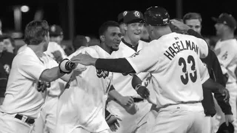 THE 2015 CALIFORNIA LEAGUE CHAMPIONS: YOUR RANCHO CUCAMONGA QUAKES! http://t.co/b4cur9yAxC