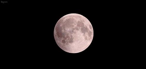 Así fue el #EclipseLunar para quienes no pudieron verlo http://t.co/SCdH53AsRV